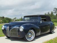 Very Rare 1940 Lincoln Continental Cabriolet