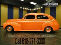 1940 Mercury Sedan for sale. Want to get some looks