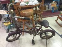 This a very rare vintage Japan Folding Bike from the