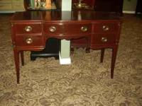 Mahogany Typewriter Desk For Sale In Greenwich Pennsylvania Classified