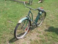 I have a 1940's Montgomery Ward Hawthorne ladies bike