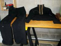 "Vintage U.S. Navy 1940's WW II ""Cracker Jack uniform"""