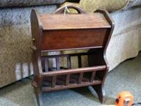 For Sale is this little cutie....1940's Sewing Cabinet.