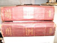 FOR SALE ** 2 VOLUME SET * THE NEW CENTURY DICTIONARY