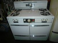 I have a Vintage 1940's Robertshaw Grand Stove with