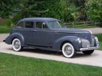 1940 Studebaker President for sale (OH) - $12,500.