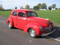 1940 WILLYS ALL STEEL 4 DOOR SEDAN The Willys Americar