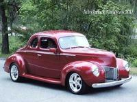1940 Ford Coupe for sale (NH) - $50,000 '50 Ford Opera