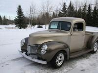 1940 Ford Pickup 2 Door All Steel-For a faster respond
