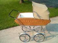 I have a 1941 baby buggy.This is a full size model.It