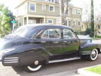 1941 Cadillac Series 62 American Classic This 1941