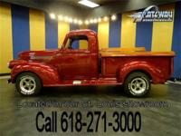 1941 Chevrolet 1/2 Ton Pickup for sale! Its not very