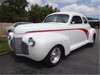 Here is a nice quality built Hot Rod with a strong 350