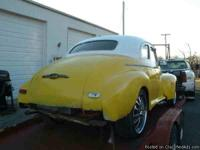 1941 Chevrolet 2 door coupe - $7250 (Joelton) 1941