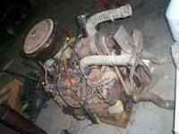 For Sale 1941 flathead v8 motor complete with wiring