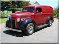 "Ford ""Panel"" Truck - Frame off restoration! Thousands"