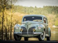 1941 Lincoln Zephyr V12 Pre War Luxury Sedan -This car