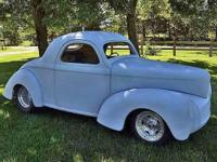 1941 Willy's Coupe for sale (MN) - $30,000 '41 Willy's