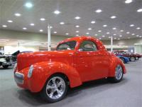 ClassicAuto Showplace is pleased to offer this 1941