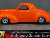 For sale in out Dallas showroom is a beautiful 1941
