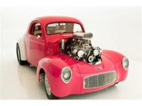 1941 WILLYS COUPE EXOTIC CLASSICS IS PLEASED TO PRESENT