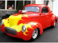 1941 Willys Custom There is nothing cooler then a