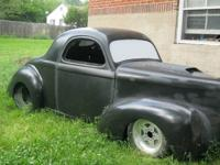 1941 willys coupe 9,900 call ron  pro built body, on a