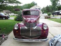 THIS RARE PICKUP, ONLY ONE LIKE IT , 1942 WAR STARTED ,