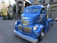 1946 Chevrolet ART DECO Truck Hot Rod. 1200 Hours from