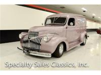 This 1946 Chevrolet Panel Van (Stock # F1096) is