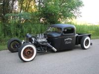 1946 Chevrolet Rat Rod Pickup Truck! This is ONE of a