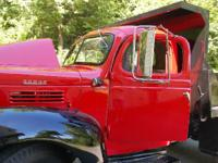 1946 Dodge 1.5 Ton Dump Truck. This is a 1946 Dodge 1.5