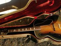 I am selling my 1946 Epi Triumph archtop guitar. It is