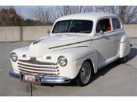 This wonderful custom 1946 Ford was originally from