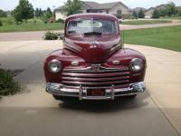 Selling a 1946 ford 2 door was my grandpas car he