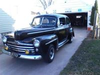 Make:  Ford Model:  Coupe Year:  1946
