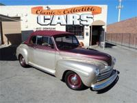 1940 Ford V 8 Convertible For Sale In Las Vegas Nevada