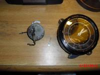 1946 ford Ford Dash Clock / This Clock Was Converted