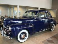 1946 Ford Super Deluxe Club CoupeCheck out this