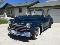 1946 Ford Super Deluxe Stunning Highly Optioned Nut and