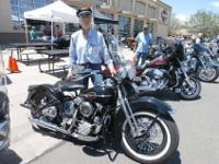 1946 Harley-Davidson KnuckleheadRestoredBlack and