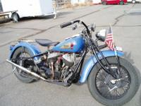 This is a new build 1946. New engine and transmission,