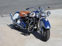 FOR SALE I AM OFFERING AN INDIAN CHIEF 1946 COMPLETELY