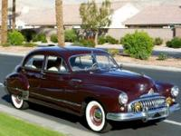 The Roadmaster was an automobile built by the Buick