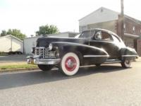 1947 Cadillac 61 Sedanette ..2DR Fastback ..Rare Car