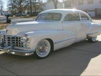 EXCELLENT TO PERFECT CONDITION 1947 CADILLAC SERIES 62