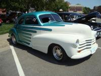 1947 Chevrolet 5-W Coupe ..Restored 20 Years Ago