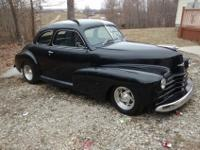 1947 Chevrolet Coupe 2-DoorThis is NOT a show car, but
