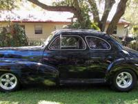 1947 Chevrolet Fleetmaster Coupe $19000. or Best offer