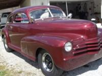 Very nice 1947 Chevy with a 305 V-8 engine and a nice